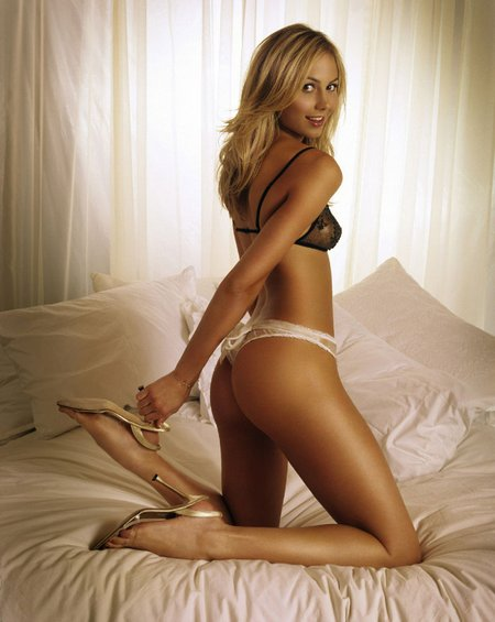 stacy keibler high heels